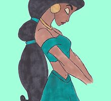 Jasmine by nictheprincess