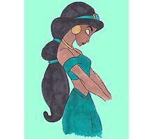 Jasmine Photographic Print