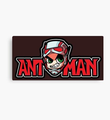 ant man Canvas Print
