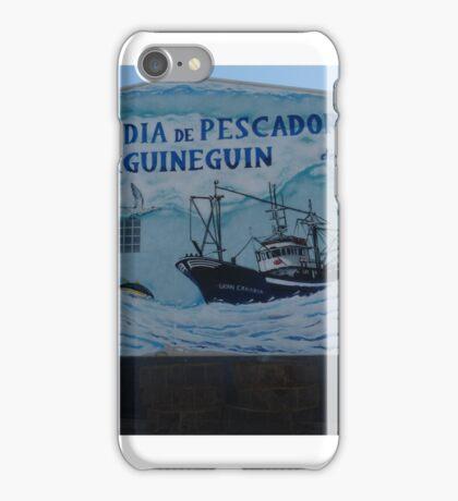 Pescadores De Arguineguin iPhone Case/Skin