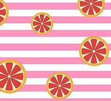 Grapefruit Sorbet by staticfilter