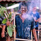 Rocket man, Thailand by John Spies