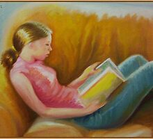 Young Reader by Noel78