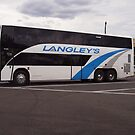 Denning Landseer Decker Double Deck Coach TV5580 by Joe Hupp