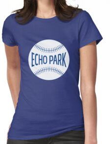 Echo Park Womens Fitted T-Shirt