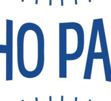 Echo Park Sticker