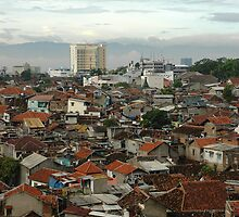slum area by bayu harsa