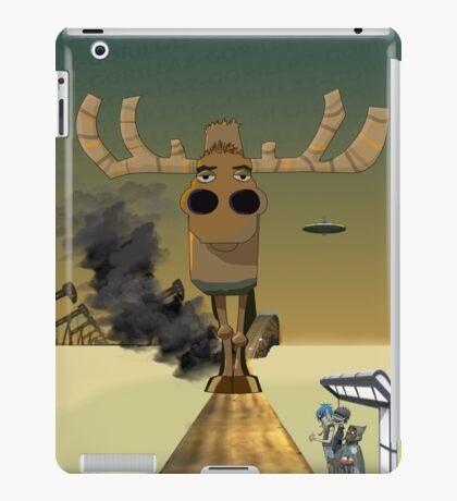 Gorillaz 16-2000 Tribute iPad Case/Skin
