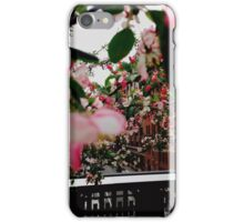 Flowers in NYC iPhone Case/Skin