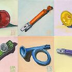 Whistles Series Print by Amy-Elyse Neer