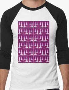 Flying Birds #3 Men's Baseball ¾ T-Shirt