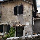 Just a Little Italian Home. by Warren. A. Williams