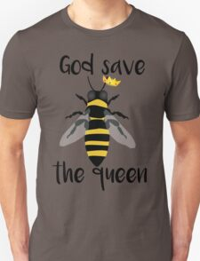 God Save the Queen Bees T-Shirt