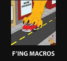 F'ING MACROS Unisex T-Shirt