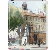Aix-en-Provence, France iPad Case/Skin
