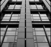 Facades with interesting pattern by qishiwen