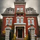Scutt Mansion by JCBimages