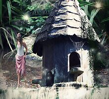 The Faery House by ArtbyPixieMoon