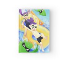 Go Team Waterslide! Hardcover Journal