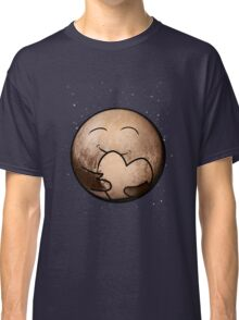 Pluto Heart Classic T-Shirt