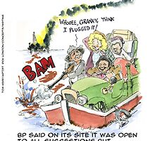 Beverly Hillbillies Solve Gulf Crisis by Rick  London