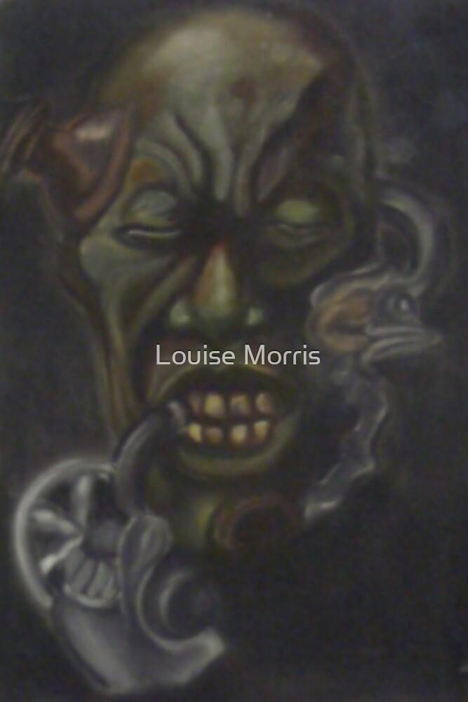 Greenman by Louise Morris