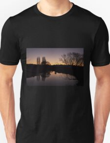 Naked at dusk  T-Shirt