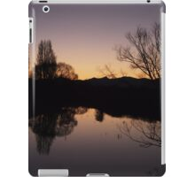 Naked at dusk  iPad Case/Skin