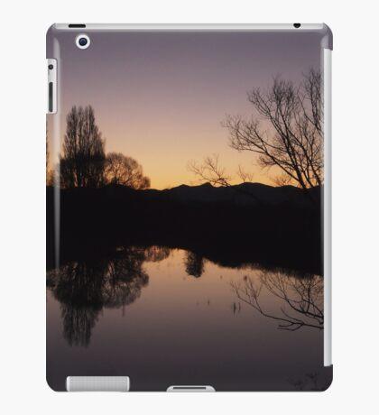 Naked at dusk  iPad Case/Skin