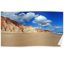 Praia da Falésia Beach - Portugal Poster