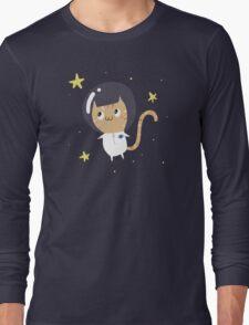 Space Kitty - #1 Long Sleeve T-Shirt
