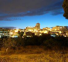 Albufeira Night - Portugal by Radeon12345
