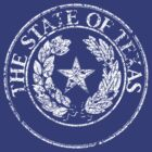 Texas State Seal by GreatSeal