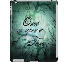 Once Upon A Time ~ Fairytale Forest iPad Case/Skin