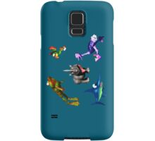 Donkey Kong Country - Animal Companions Samsung Galaxy Case/Skin