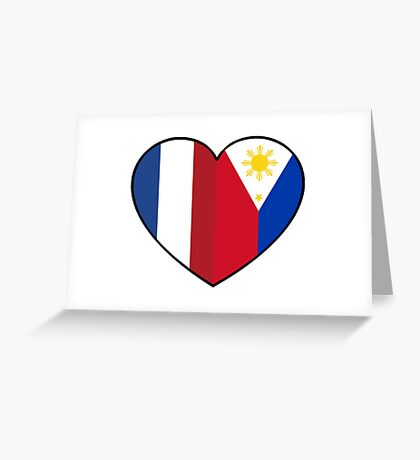 Netherlands & Philippines Greeting Card