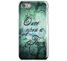 Once Upon A Time ~ Fairytale Forest iPhone Case/Skin