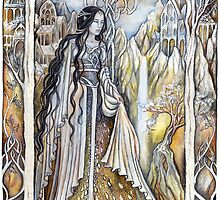Lady of Rivendell by jankolas