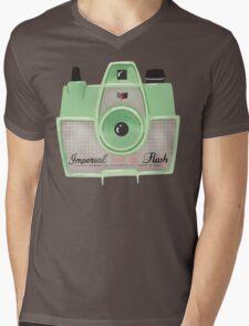 Vintage Camera - Mint Green T-Shirt