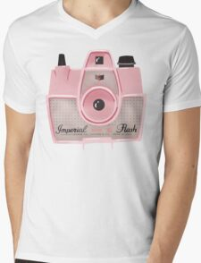 Vintage Camera - Pink T-Shirt