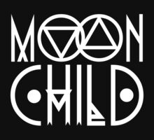 Moon Child One Piece - Short Sleeve