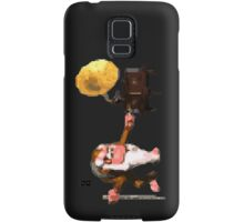 Donkey Kong Country - Cranky's Phonograph Samsung Galaxy Case/Skin