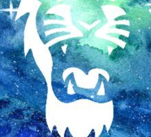 ODU Monarch - Galaxy Sticker