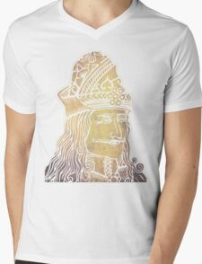 Vlad The Impaler (Dracula) Mens V-Neck T-Shirt