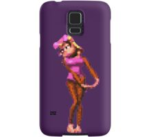 Donkey Kong Country - Candy Kong Samsung Galaxy Case/Skin
