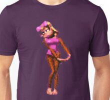 Donkey Kong Country - Candy Kong Unisex T-Shirt