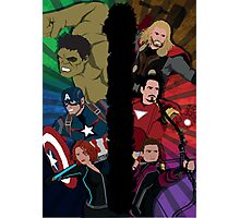 Avengers: Age of Ultron Photographic Print