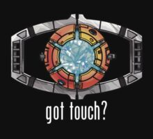 Got touch? by mcwildcard