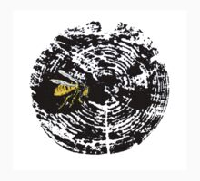 Tree Ring Wasp Kids Tee