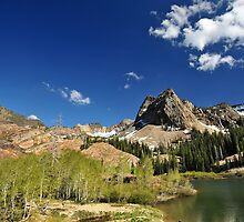 Lake Blanche, Utah by Ryan Houston